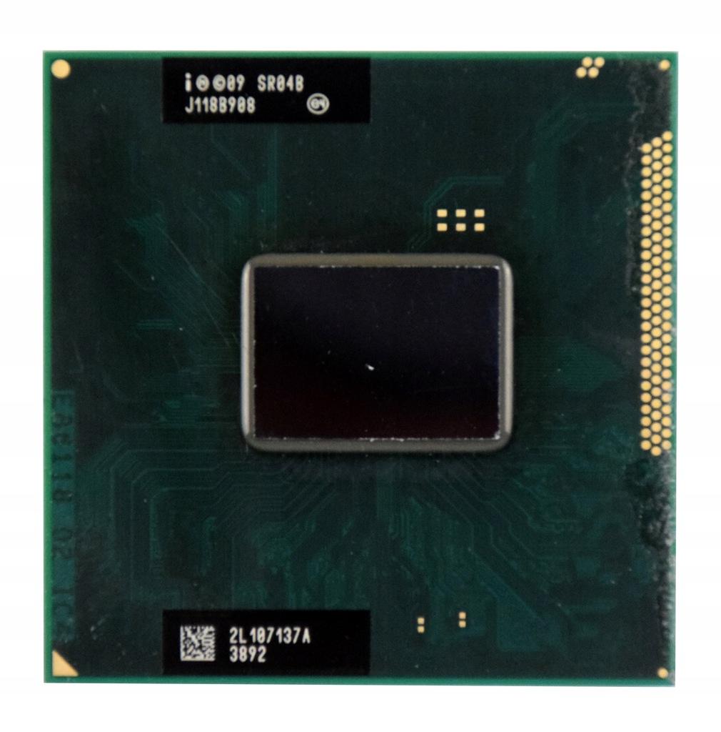 SR04B PROCESOR Intel Core i5-2410M
