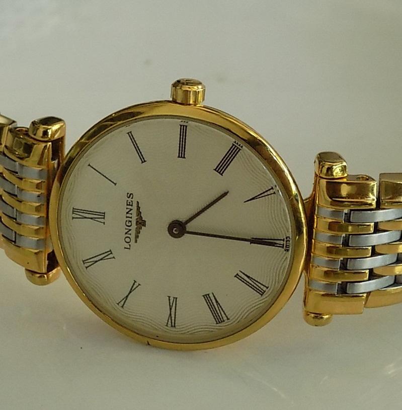 Zegarek LONGINES L4 209 2 La Grande CLASSIQUE Gold