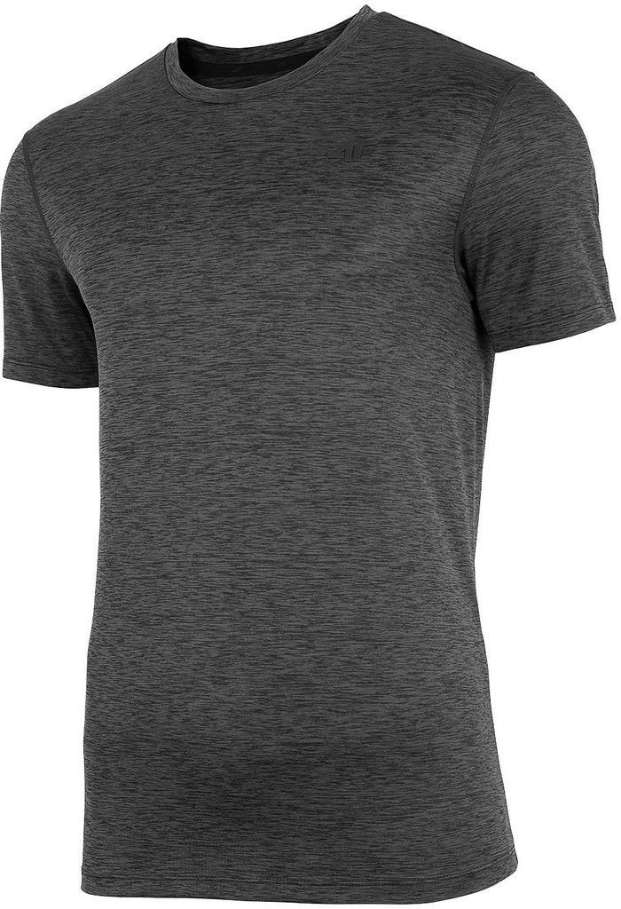 4F T-shirt męski koszulka TRENINGOWA TSMF003 90M S