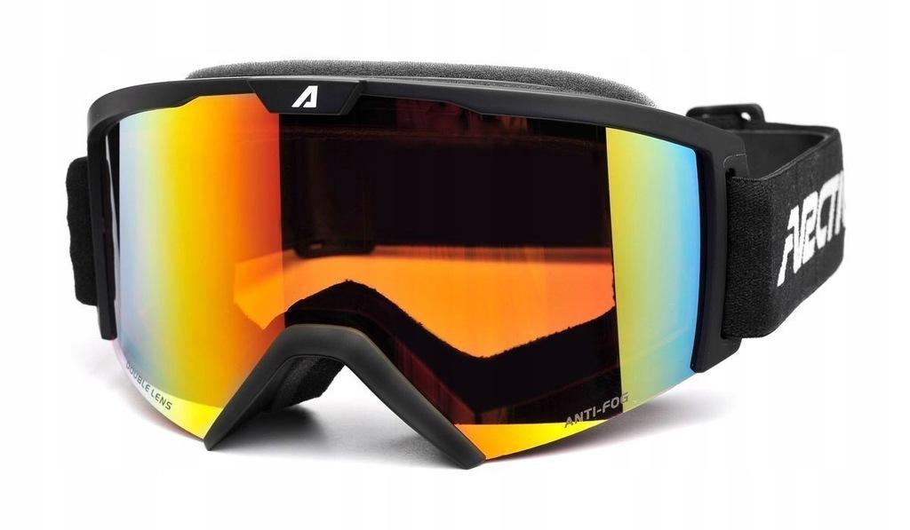 Okulary Arctica Google G-115 Podwójne Szkła