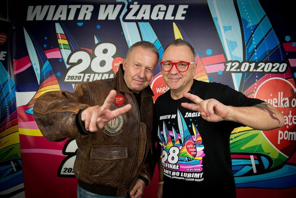 Bogusław Linda - kurtka skórzana z filmu 'PSY'