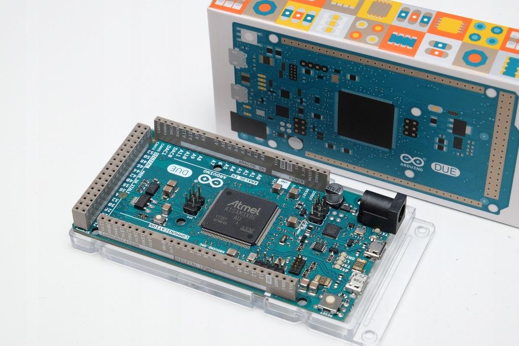A000062, płytka Arduino Due,MCU AT91SAM3X8E