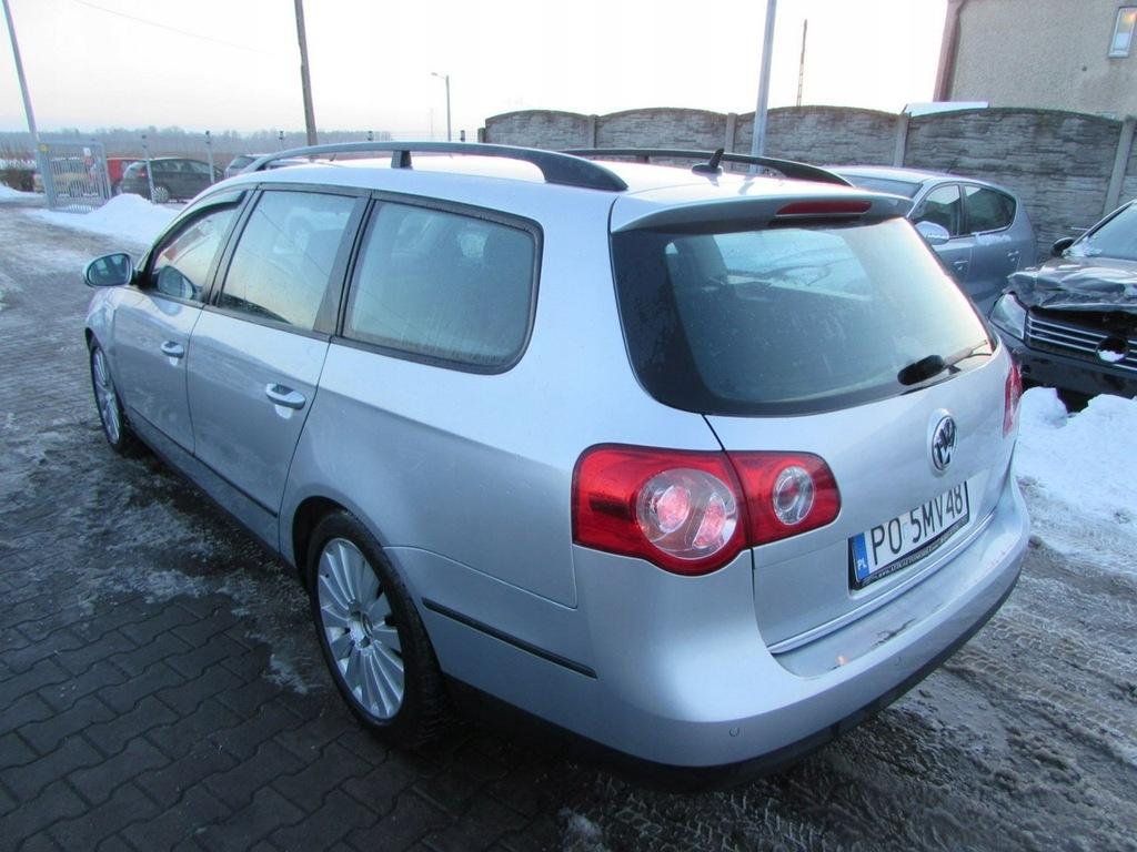 VW Passat Comfortline Klimatyzacja DSG