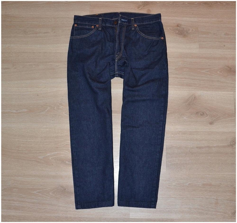 Levis 521 jeans spodnie meskie W34 L28 Pas-83