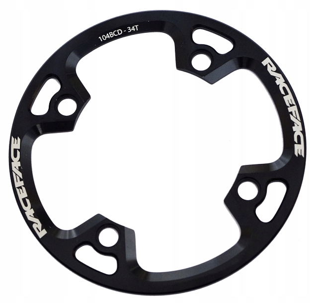 NOWY ROCKRING RACE FACE 34T BCD 104mm 4ot BASHRING