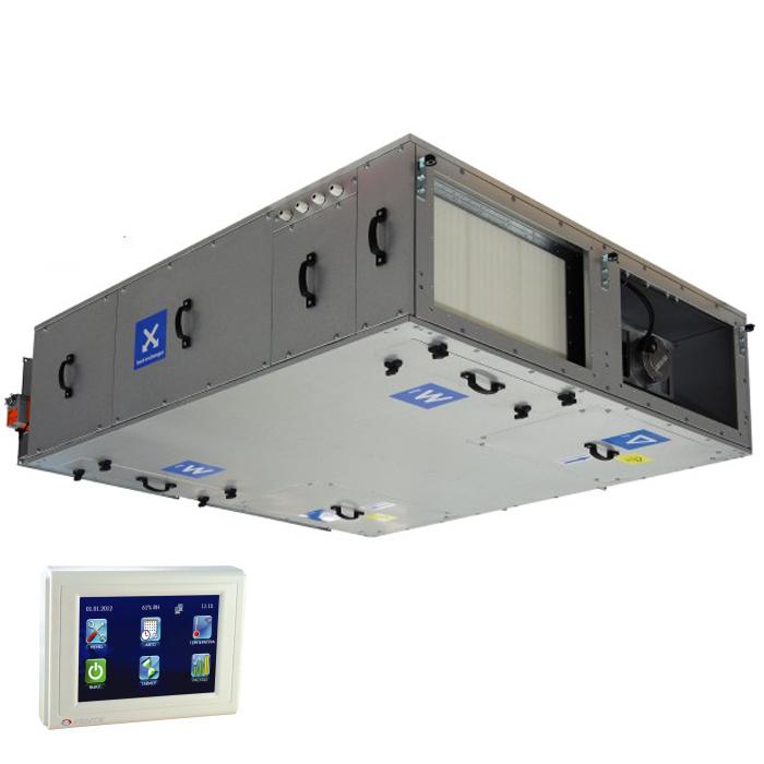 Centrala wentylacyjna Vents VUT 2500 PE EC A11
