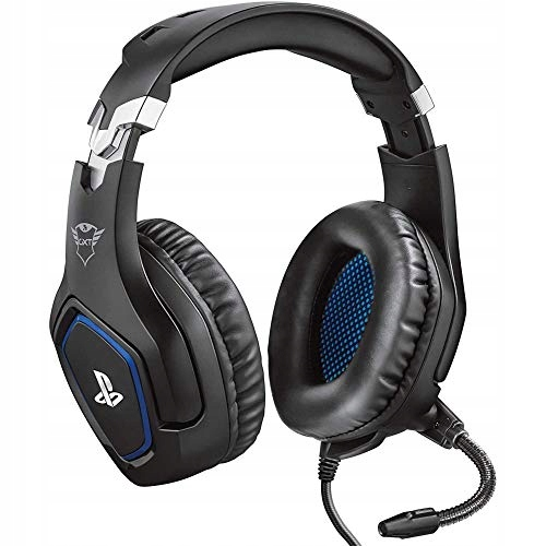 Zestaw słuchawkowy Trust GXT 488 Forze czarny