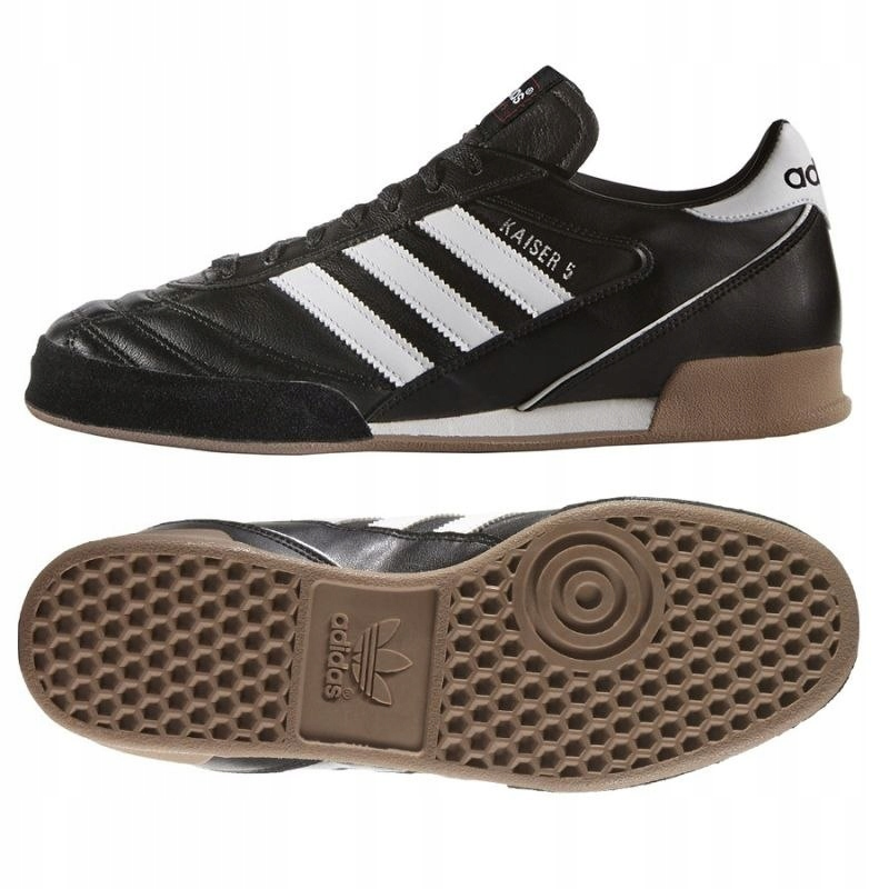 Buty halowe adidas Kaiser 5 Goal Leather IN M 6773