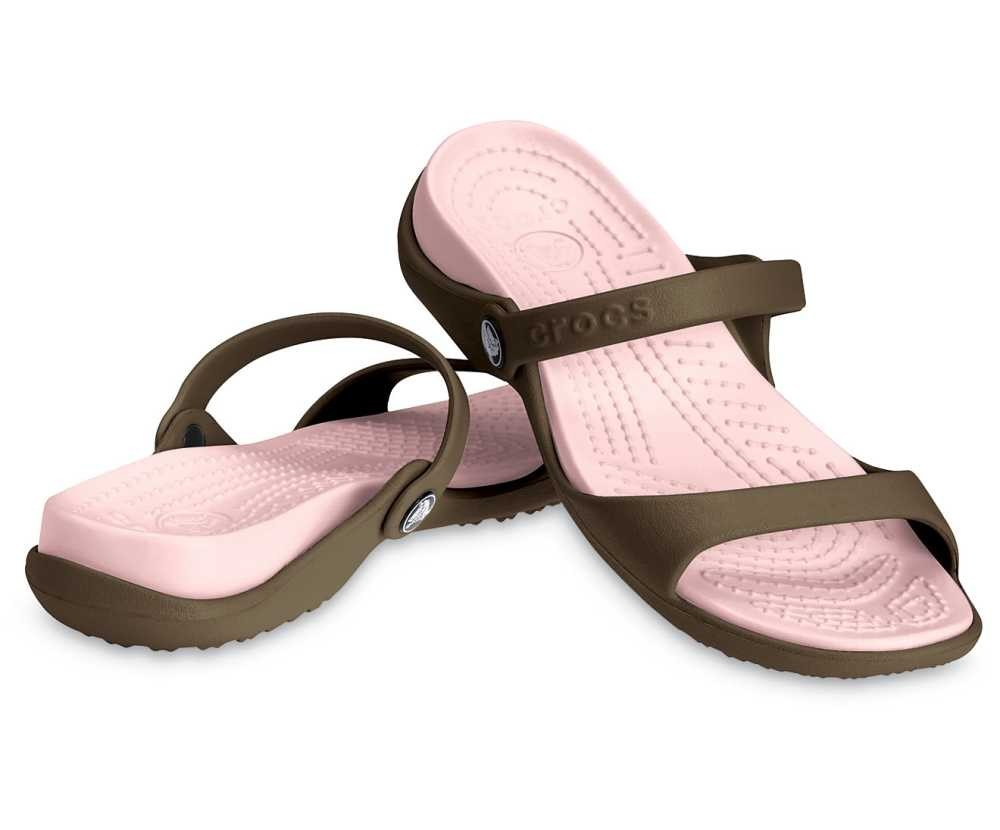 Crocs Cleo sandały klapki damskie W6 36 37 7480474902