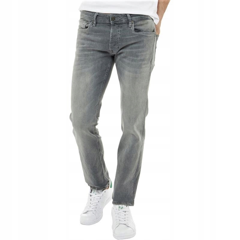 JACK & JONES CLARK spodnie REGULAR FIT W30 L32
