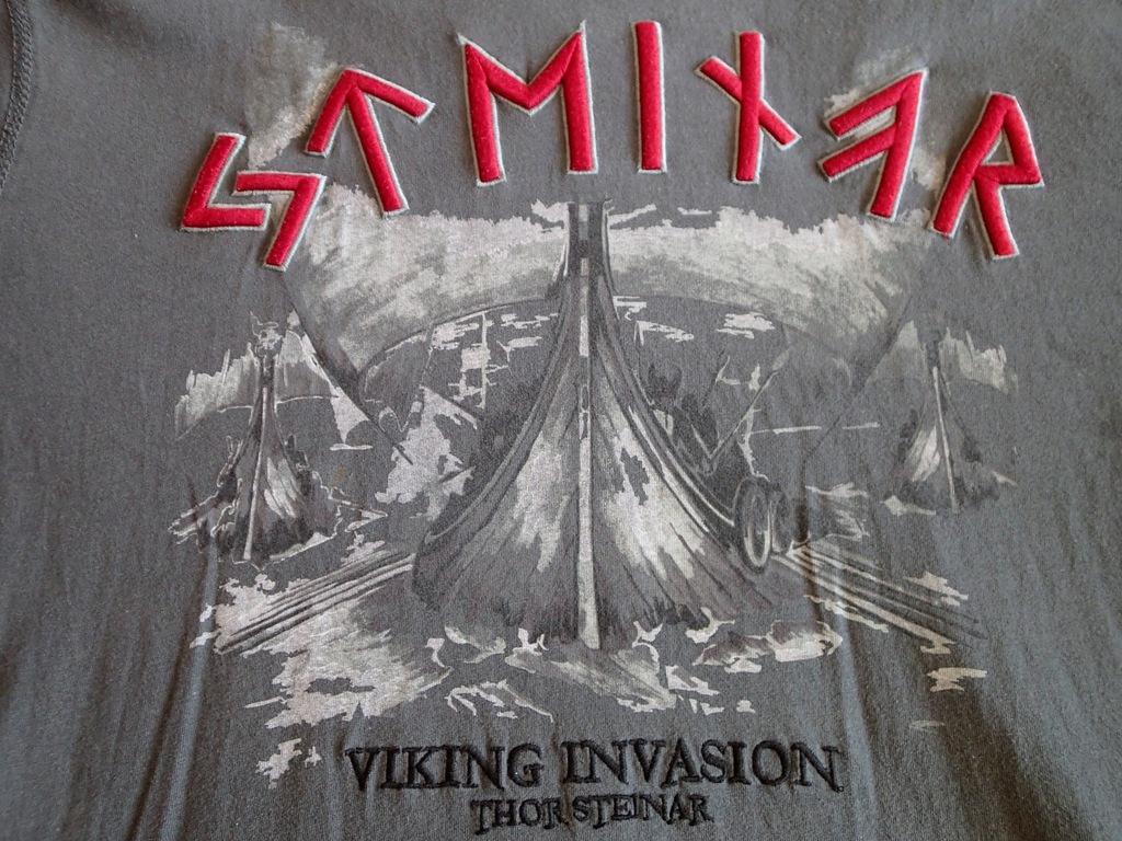 Koszulka Thor Steinar - Viking Invasion (Svastone)