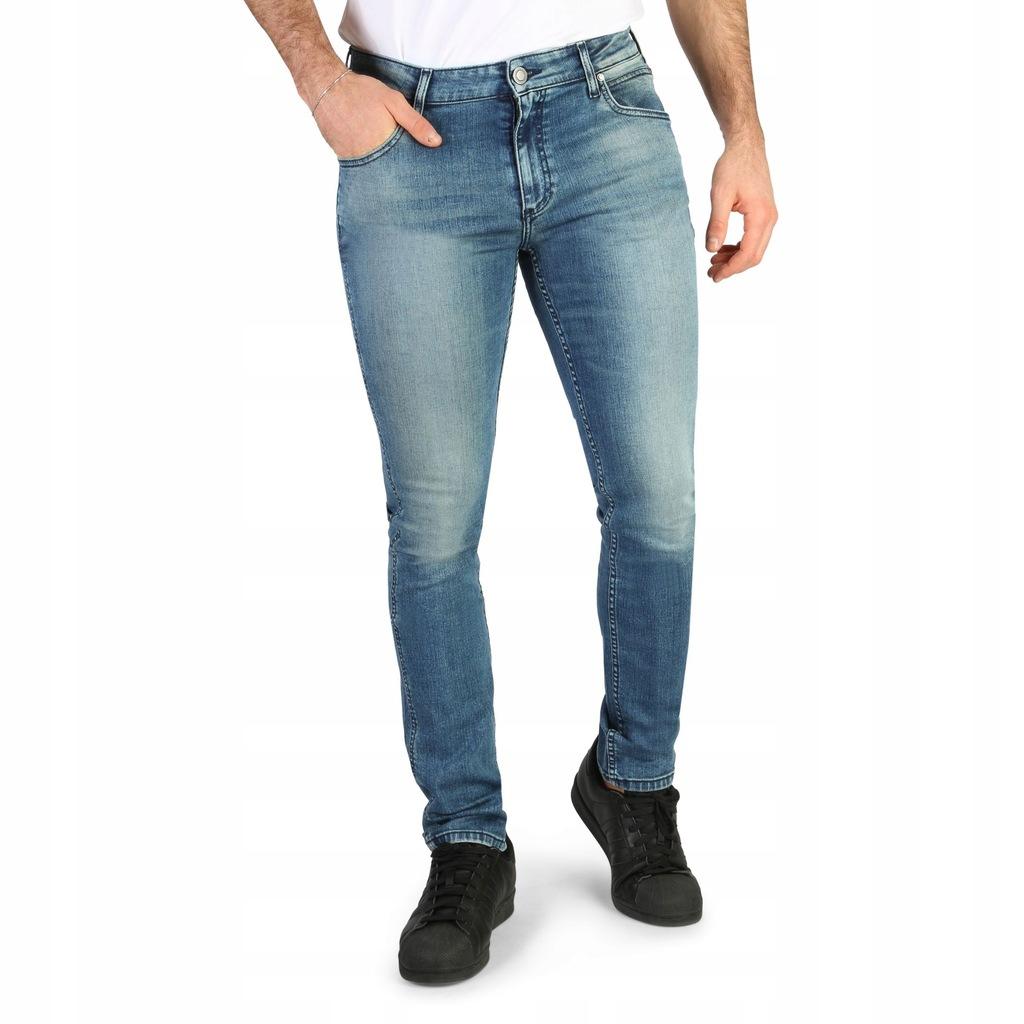 Spodnie męskie dżinsy Calvin Klein-J30J301361_ 31