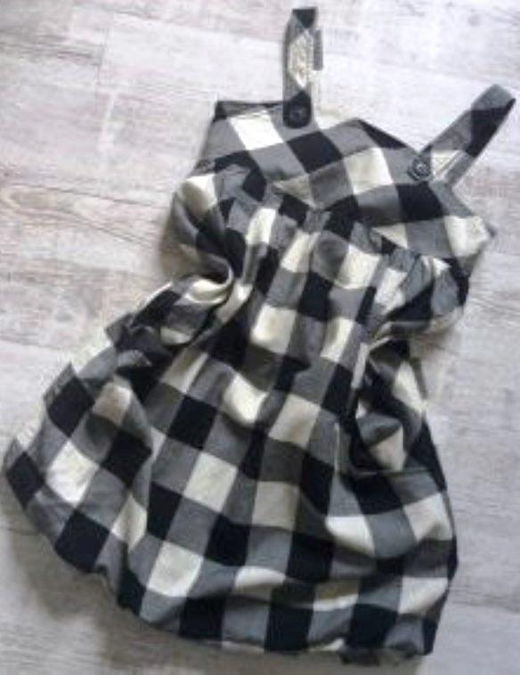 Cherokee sukienka tunika w kratkę 12 lat BCM!!!
