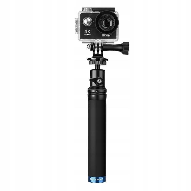 Kijek Selfie Stick BlitzWolf BW-BS0 czarny BlitzWo