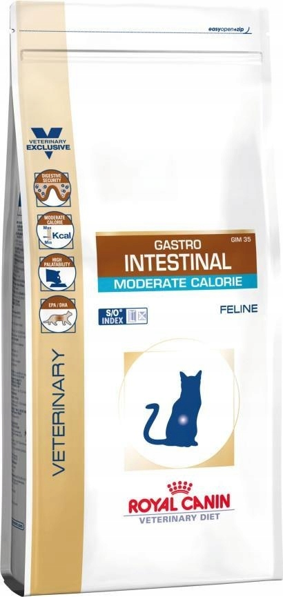Karma Royal Canin Intestinal Gastro Mode Calorie C
