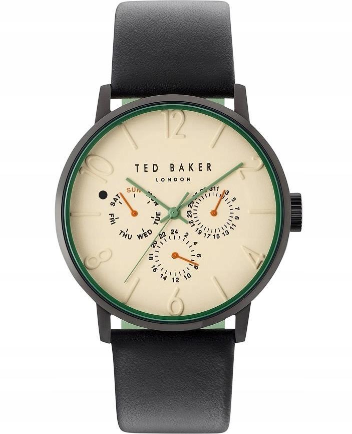 Zegarek Męski Ted Baker 10031566 Funkcjonalny