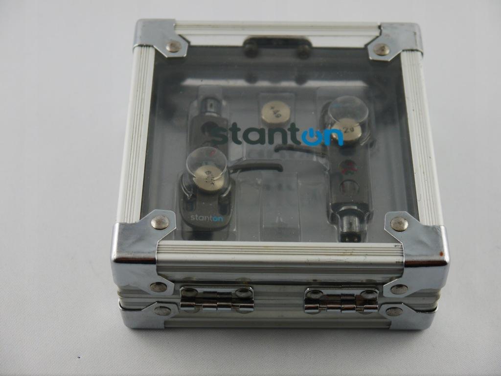 Wkładka + headshell STANTON 680 V3 2 sztuki NOWE