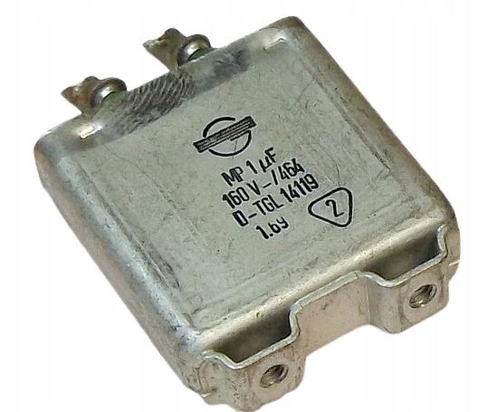 Kondensator 1uF 160V [0M5]8
