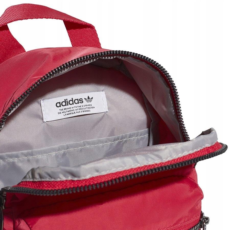 Plecak adidas Originals Mini Backpack ED5871 czerw