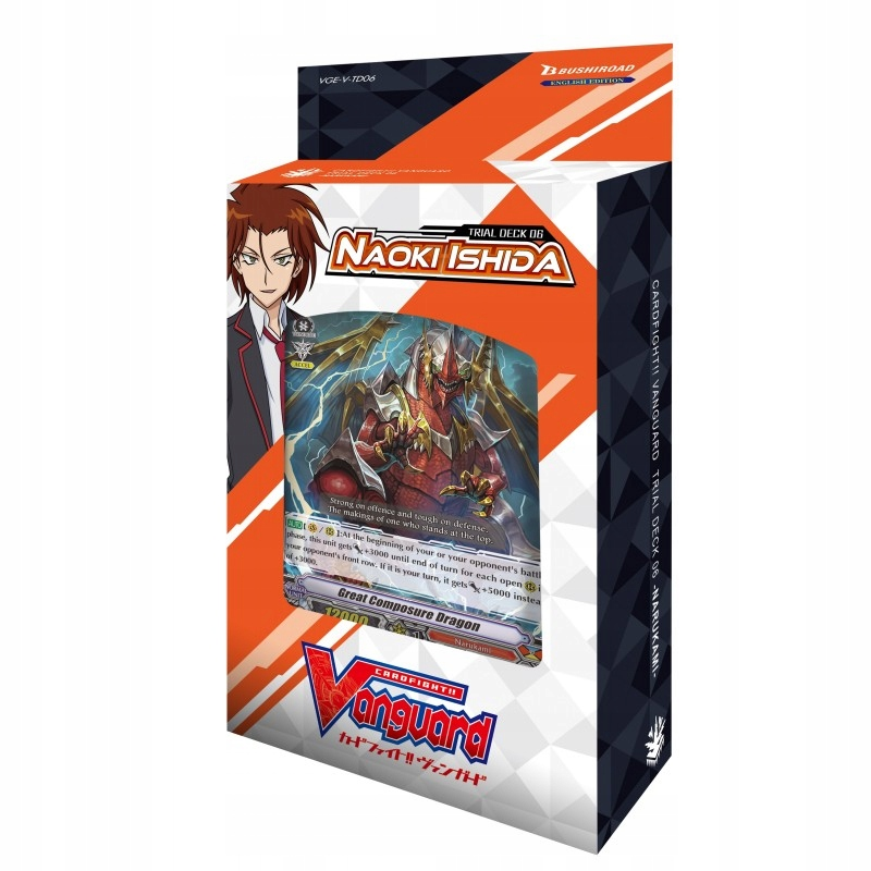 Cardfight!! Vanguard Naoki Ishida Trial Deck