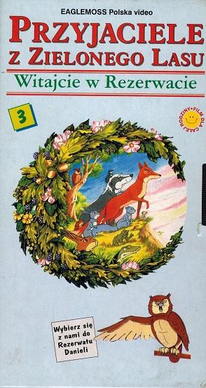 Przyjaciele Z Zielonego Lasu Witajcie W 7146937648 Oficjalne Archiwum Allegro