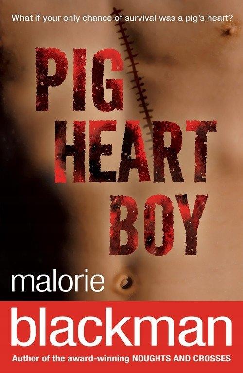 Pig-Heart Boy Blackman Malorie
