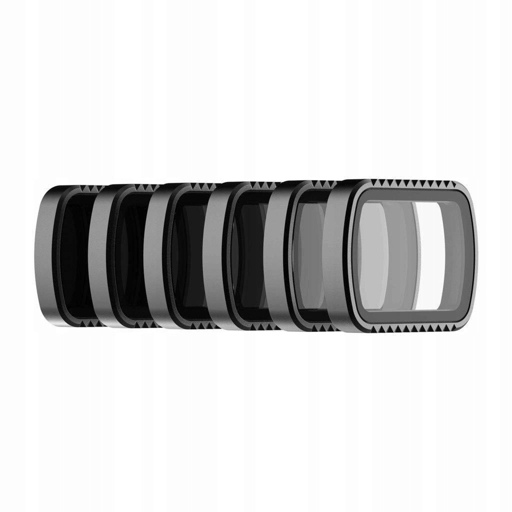 Zestaw 6 filtrów PolarPro do DJI Osmo Pocket