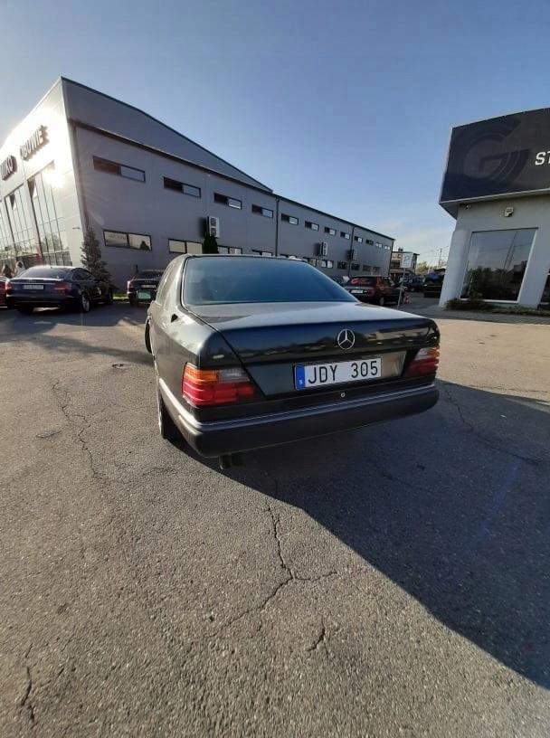 Mercedes-Benz W124 300CE COUPE, SUPER OKAZJA!!!