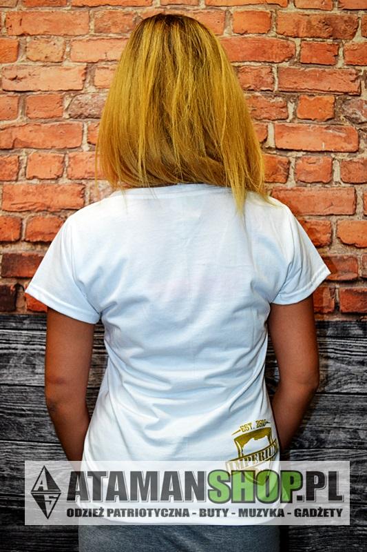 Koszulka Patriotyczna damska Patriot Atamanshop