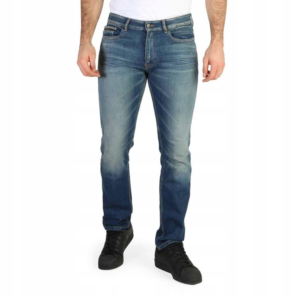 Spodnie męskie dżinsy Calvin Klein-J30J301312_ 32
