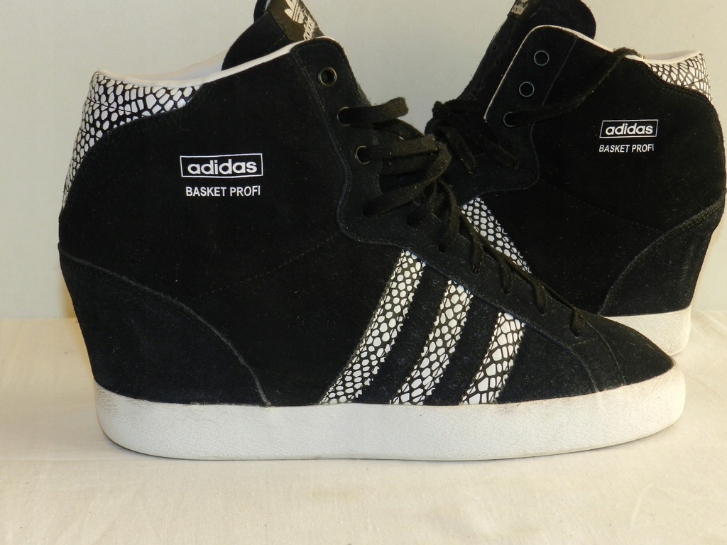 adidas basket profi up czarne