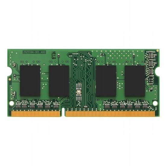 Pamięć SODIMM DDR3L 1GB 1600 CL11 LowVoltage 1.35V