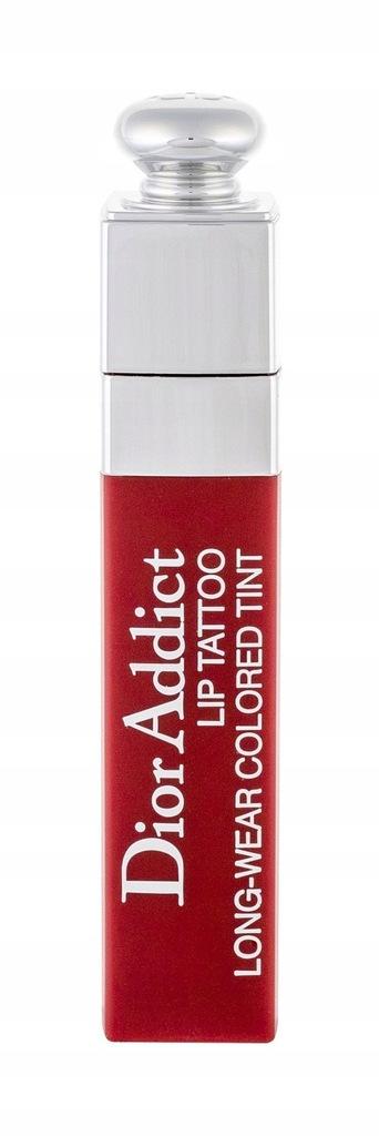 Christian Dior Dior Addict Lip Tatoo Pomadka 6ml