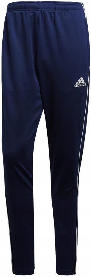 Komplet dresowy męski Core 18 Adidas (granatowy) sklep