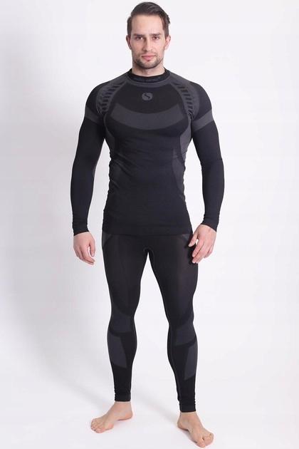 Bluza+spodnie Sesto Senso Thermo Active Men Grigio
