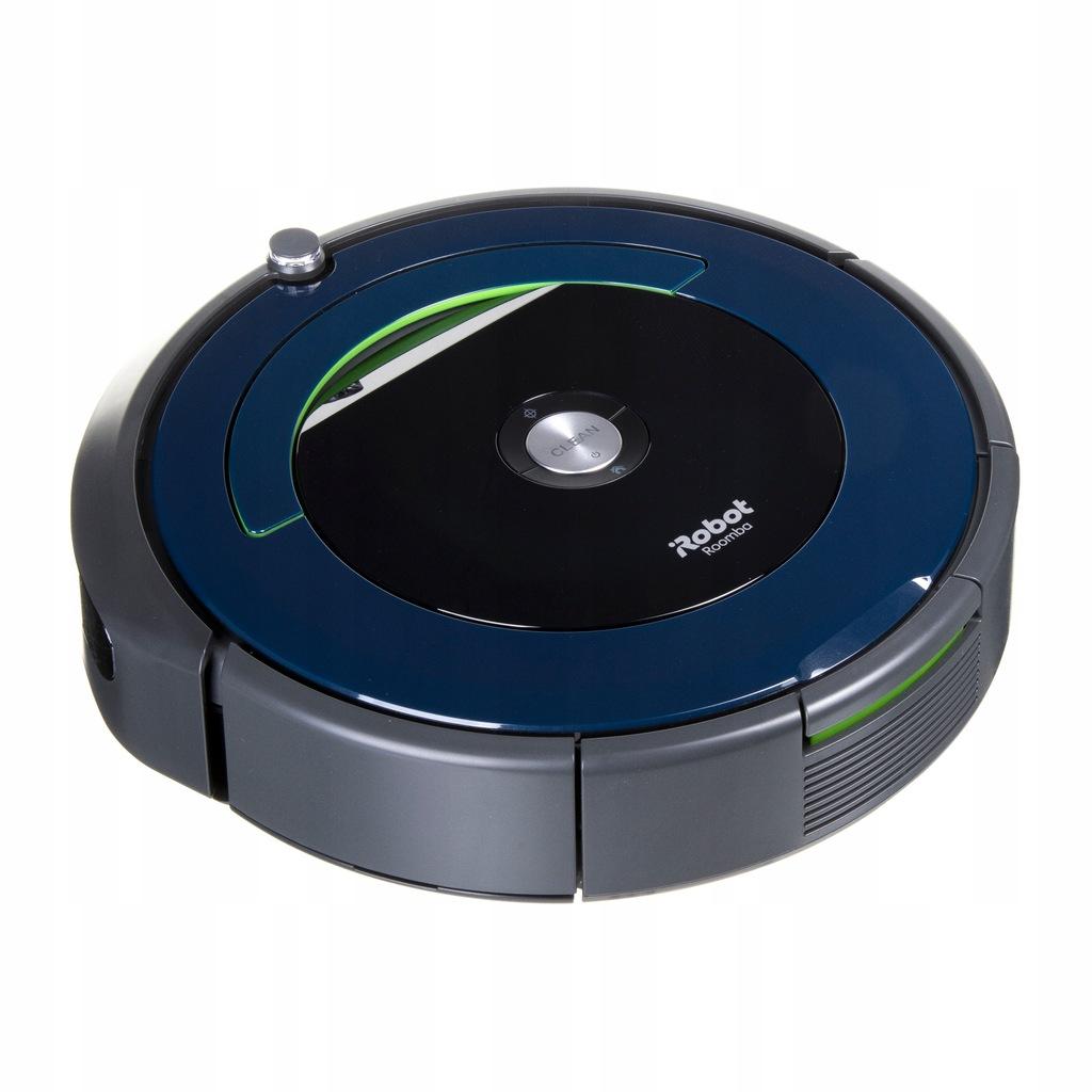 Robot Sprzatajacy Odkurzajacy Irobot Roomba 695 7886005475 Oficjalne Archiwum Allegro