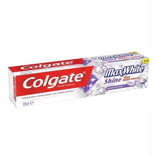 Colgate Pasta do zębów Max White Shine 125ml