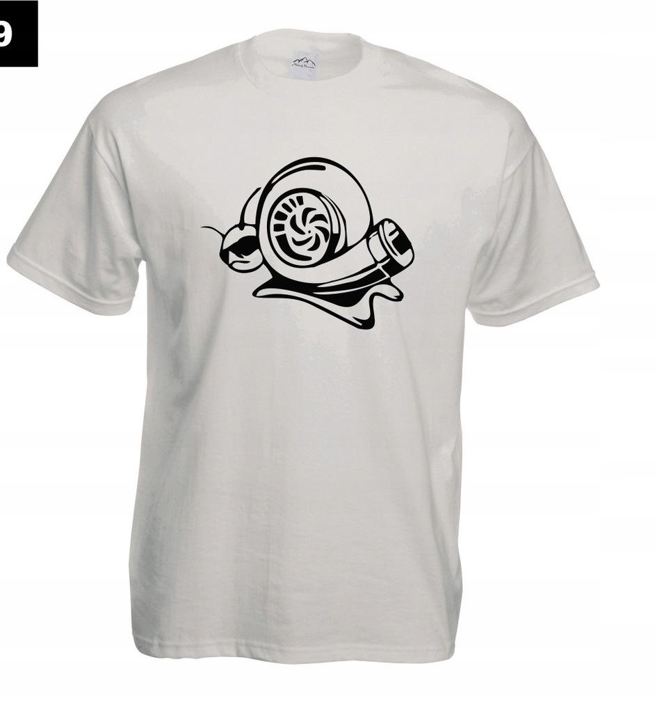 Koszulka Turbo Ślimak rozm.L MT389