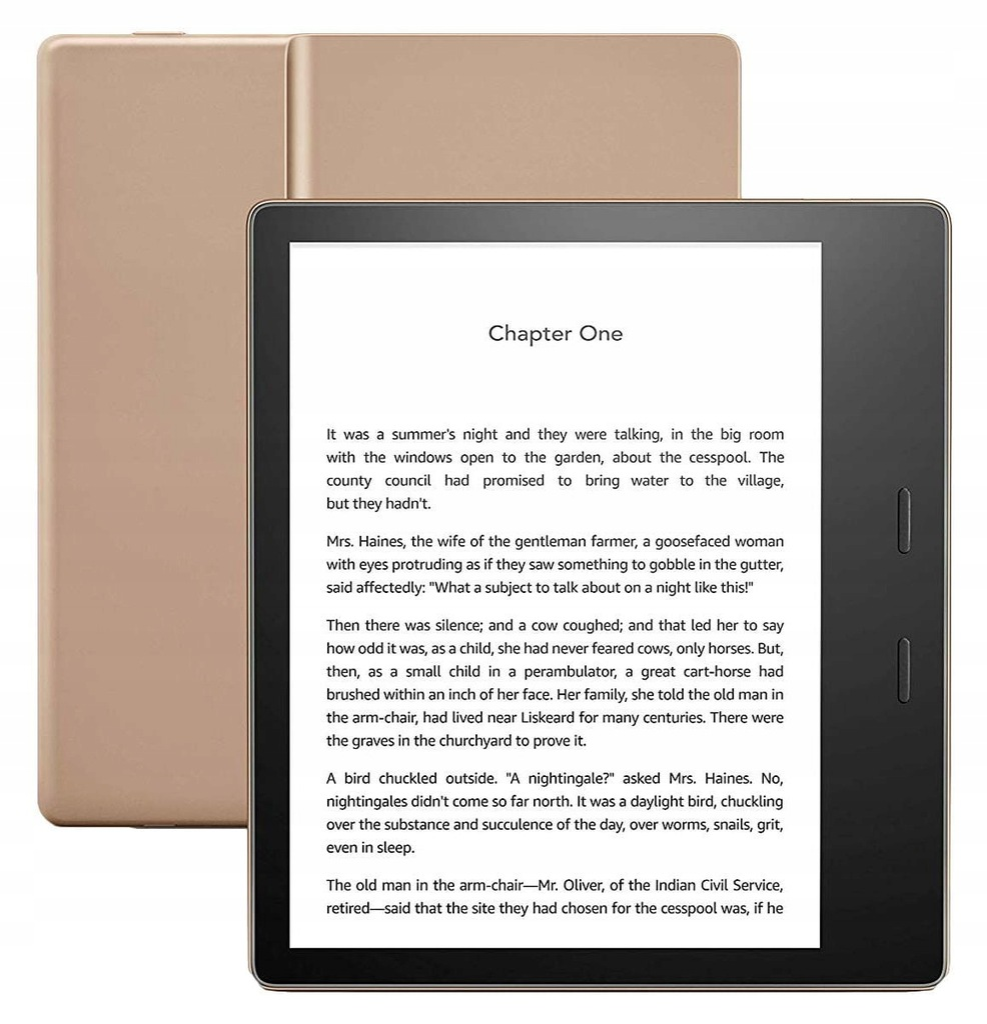 Czytnik E-book KINDLE Oasis 3 B07L5K4TG3 (7,0