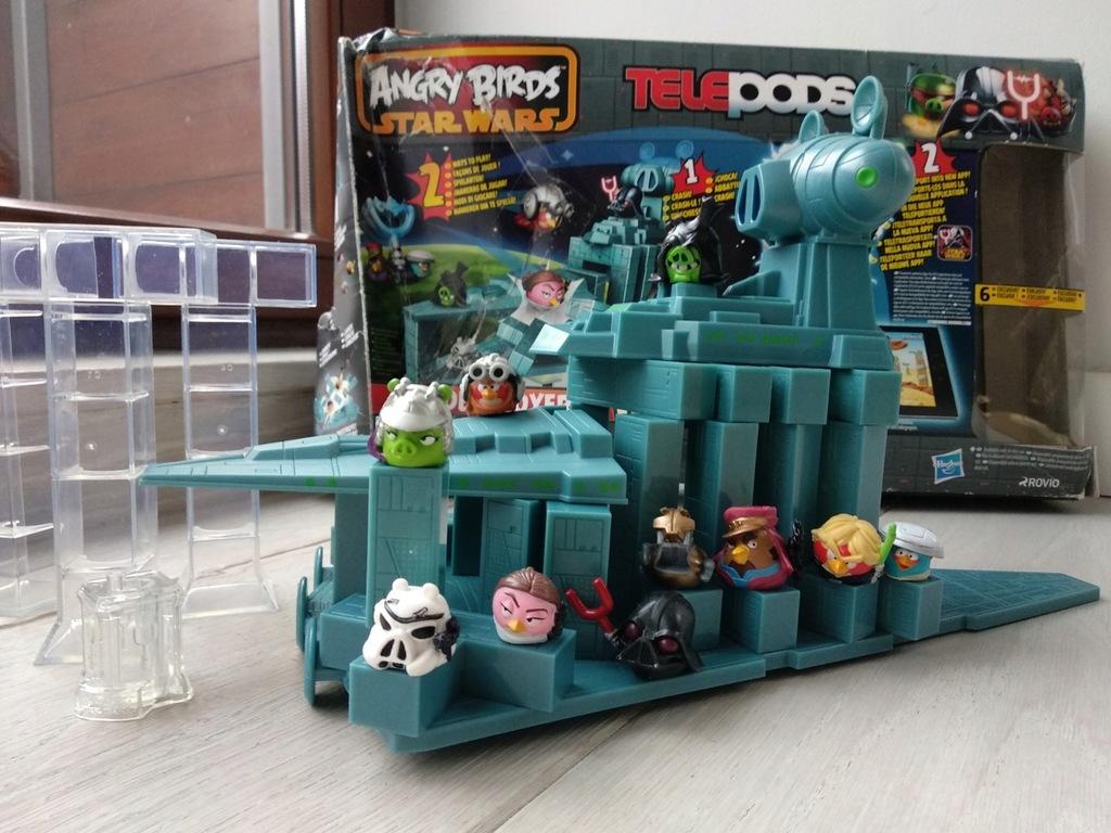 Angry Birds Star Wars Gra Hasbro Star Destroyer 7845330203 Oficjalne Archiwum Allegro