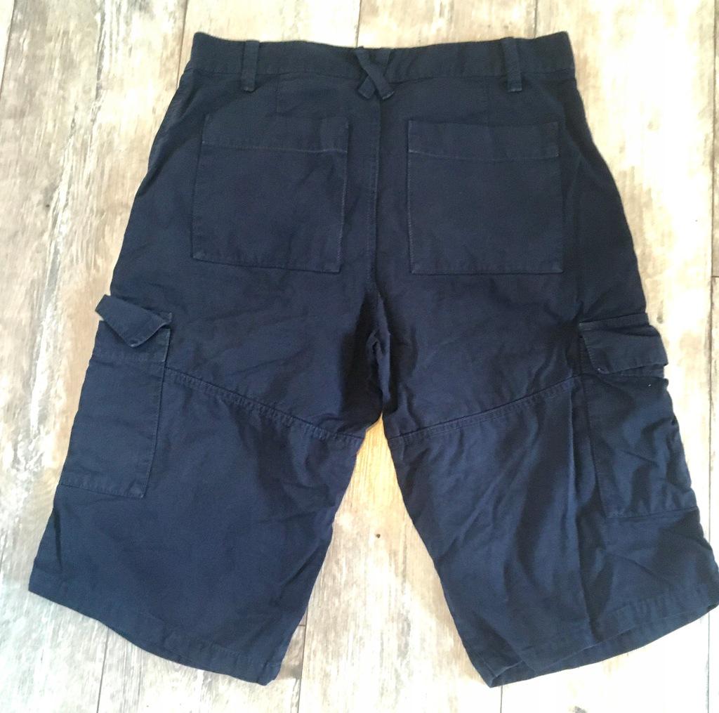 Next męskie krótkie spodnie R.34 bojówki