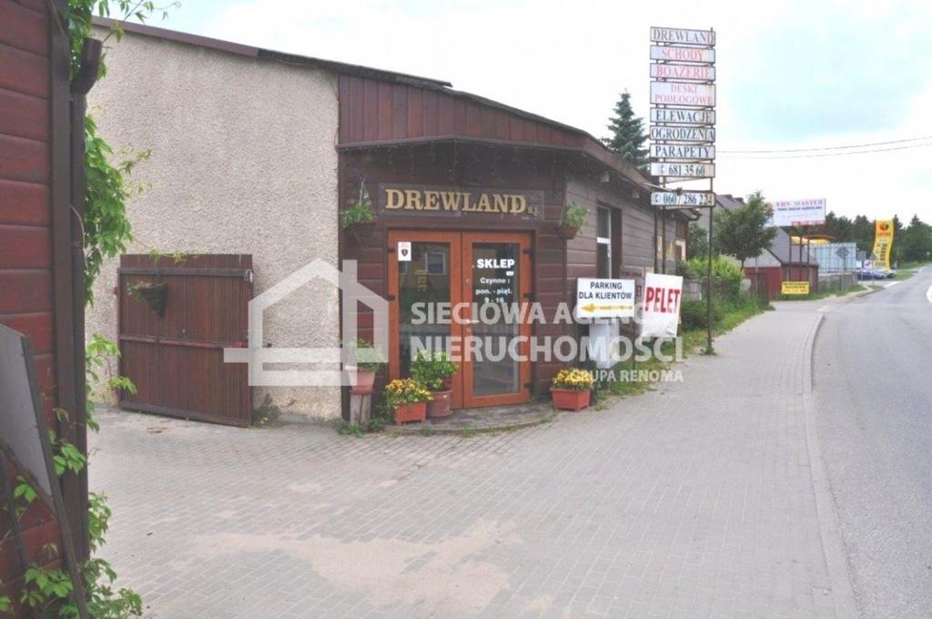 Komercyjne, Dzierżążno, Kartuzy (gm.), 25 m²