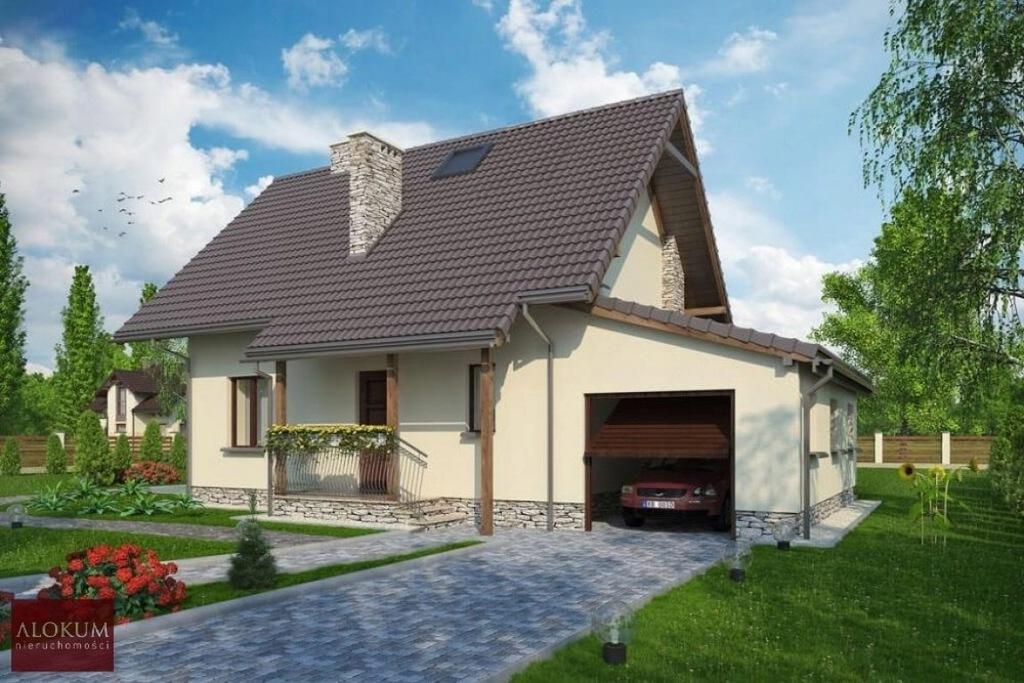 Dom, Kraków, Nowa Huta, 100 m²