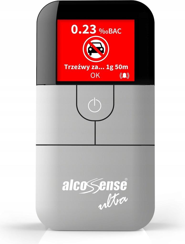 Alkomat AlcoSense AlcoSense Ultra