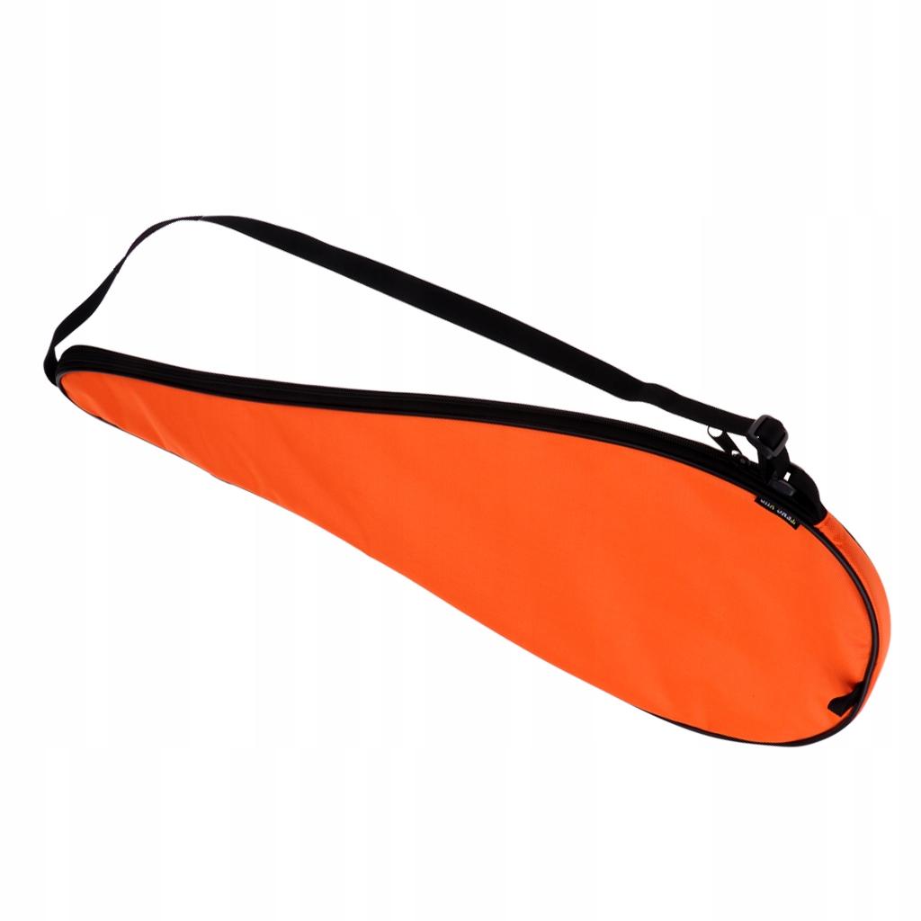 1 sztuka pokrowca na rakietę do squasha