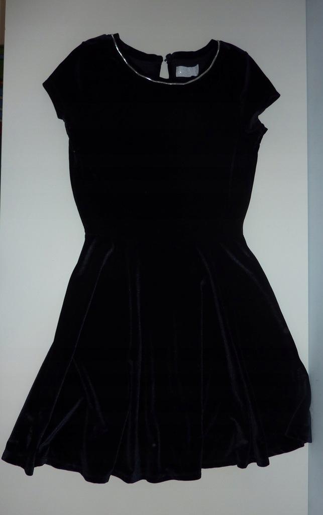 Sukienka Cool Club 158 granatowa