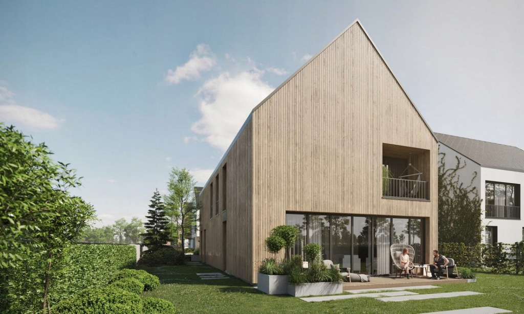 Dom, Warszawa, Wilanów, Zawady, 265 m²
