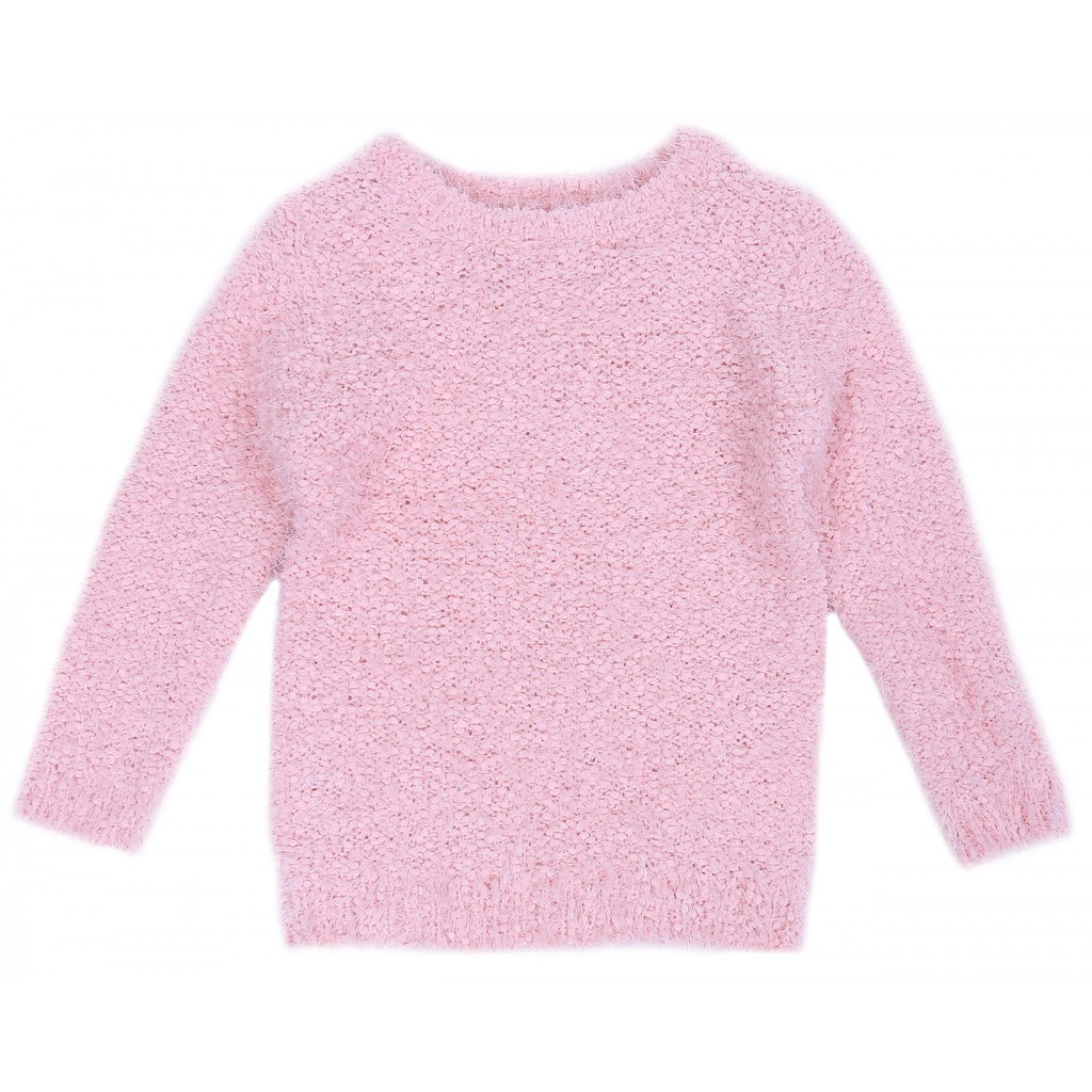 Ciepły, różowy sweter PRIMARK 5-6 lat 116 cm