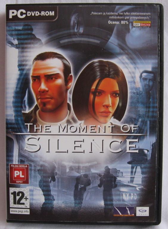 The Moment of SILENCE - przygodowa PL