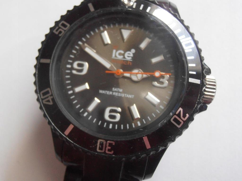 ICE Watch- czarny
